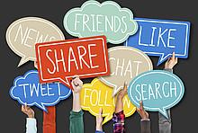 Heizspiegel-Grafik für Social Media wie Facebook
