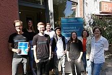 co2online-Team mit Bürgergutachten