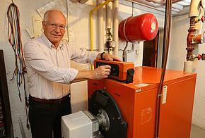 Alte Heizkessel verbrauchen mehr Energie als nötig.